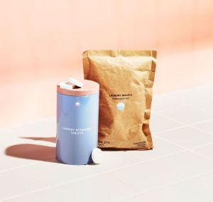 best smelling laundry detergent blueland