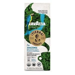 lavazza tierra organic amazonia ground coffee