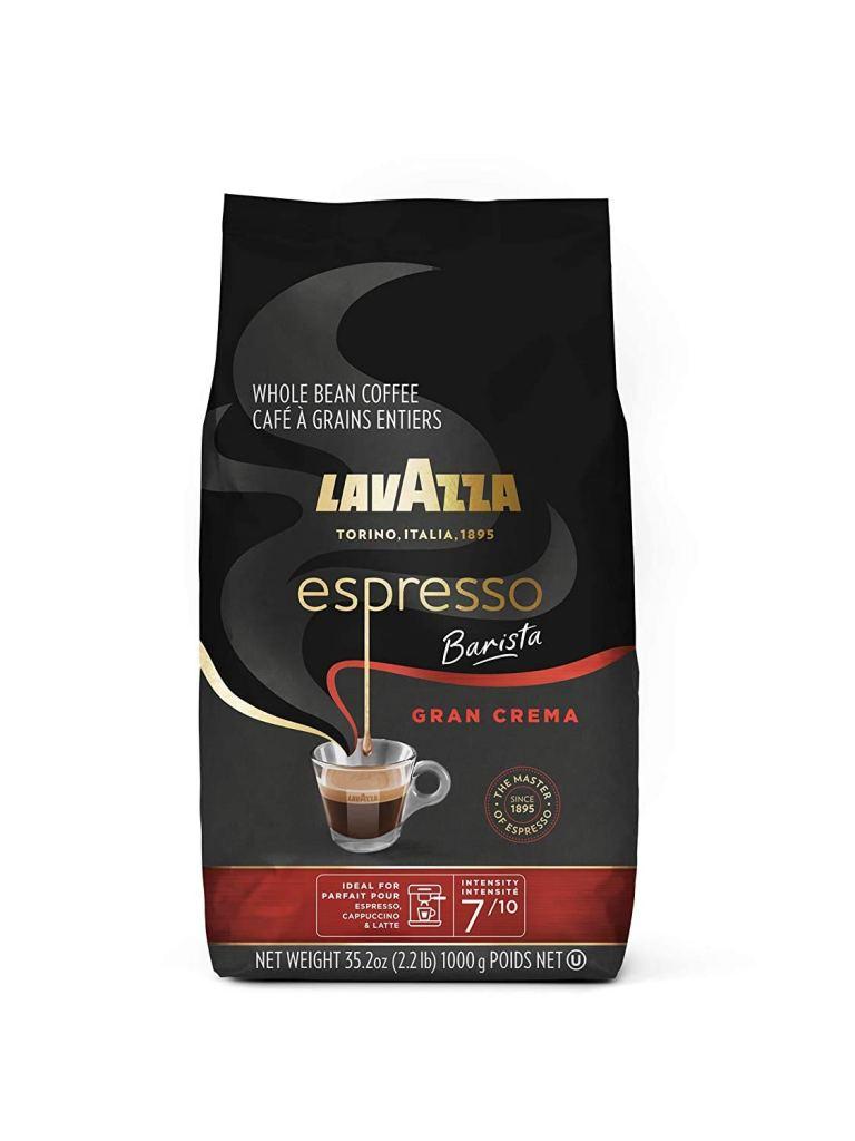Lavazza Espresso Barista Gran Crema Whole Bean Coffee Blend BEST FOR ESPRESSO