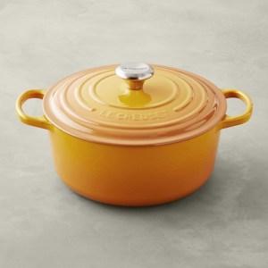 Le Creuset dutch oven, cookware deals