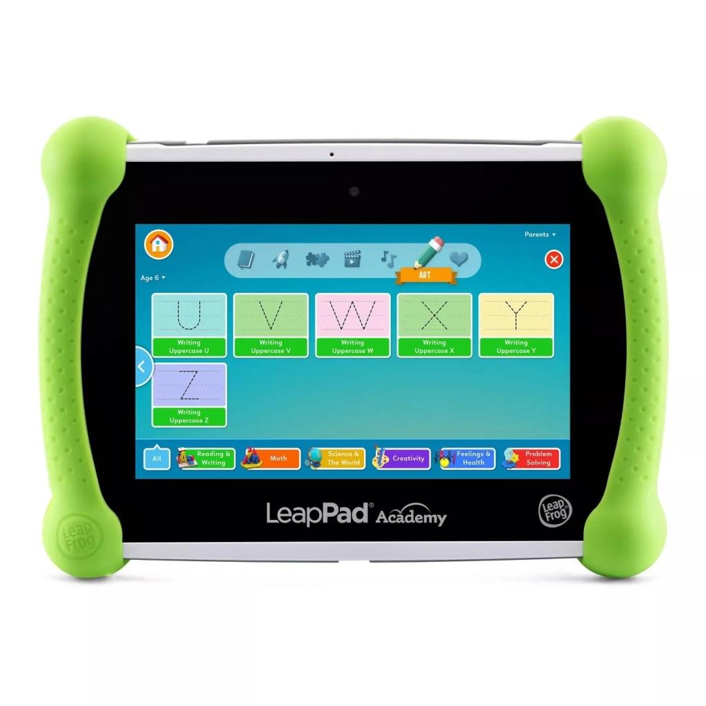 LeapPad Academy Tablet
