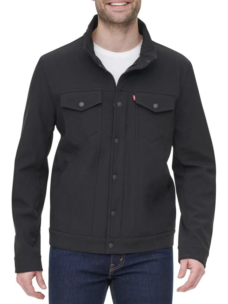 Levis-Mens-Softshell-Commuter-Jacket