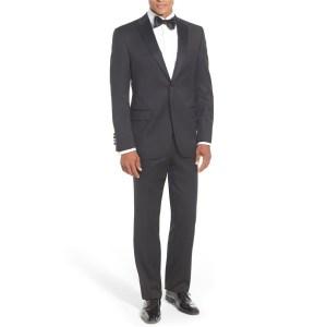 david donahue loro piana tuxedo, wedding attire for men