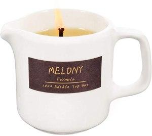 massage candles melony