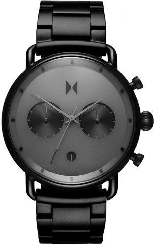 MVMT Blacktop Analog Black Watch