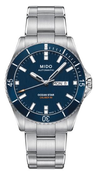 Mido-Ocean-Star-Diver-Watch