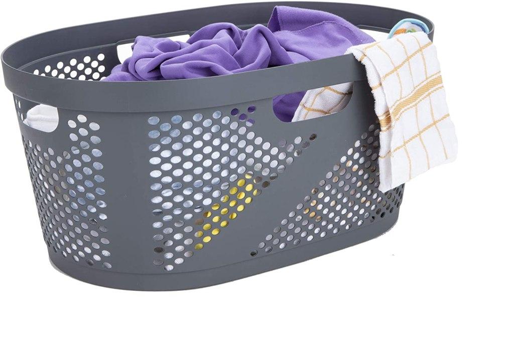 best laundry baskets mind reader