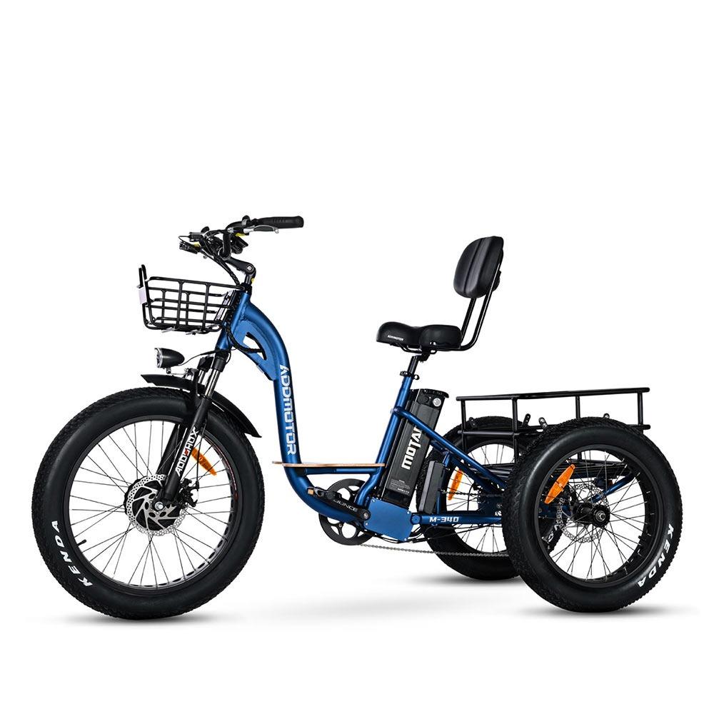 M-340 Electric Fat Trike