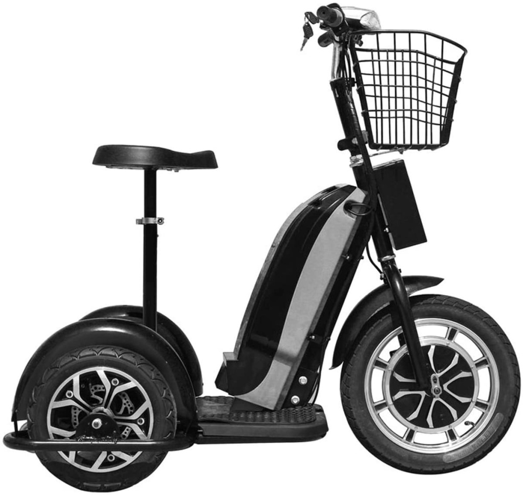 MotoTec Electric Trike, best electric tricycles for adults