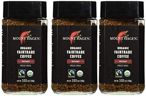 mount hagen organic freeze dried instant coffee