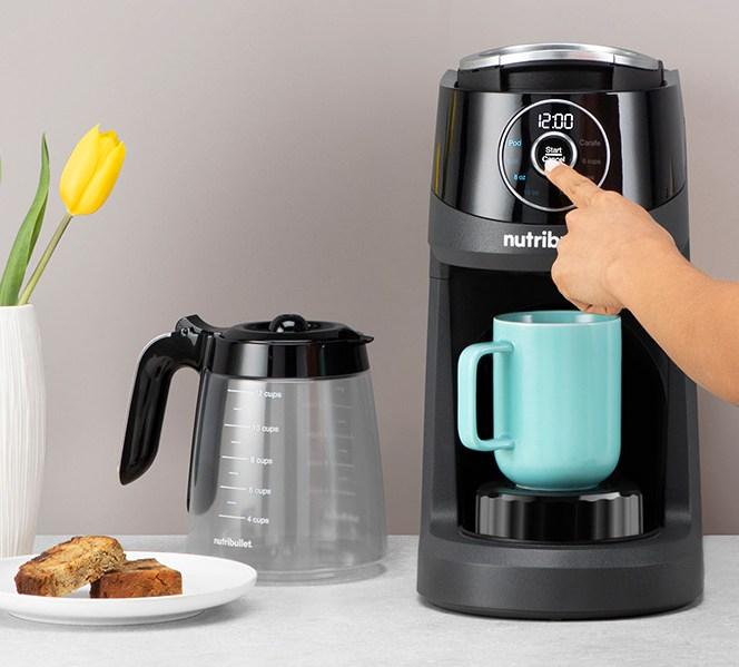 nutribullet® Brew Choice Pod + Carafe