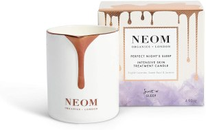 neom perfect nights sleep candle