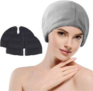 NEWGO migraine ice cap, headache hats