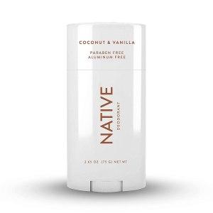 native natural deodorant, do natural deodorants work