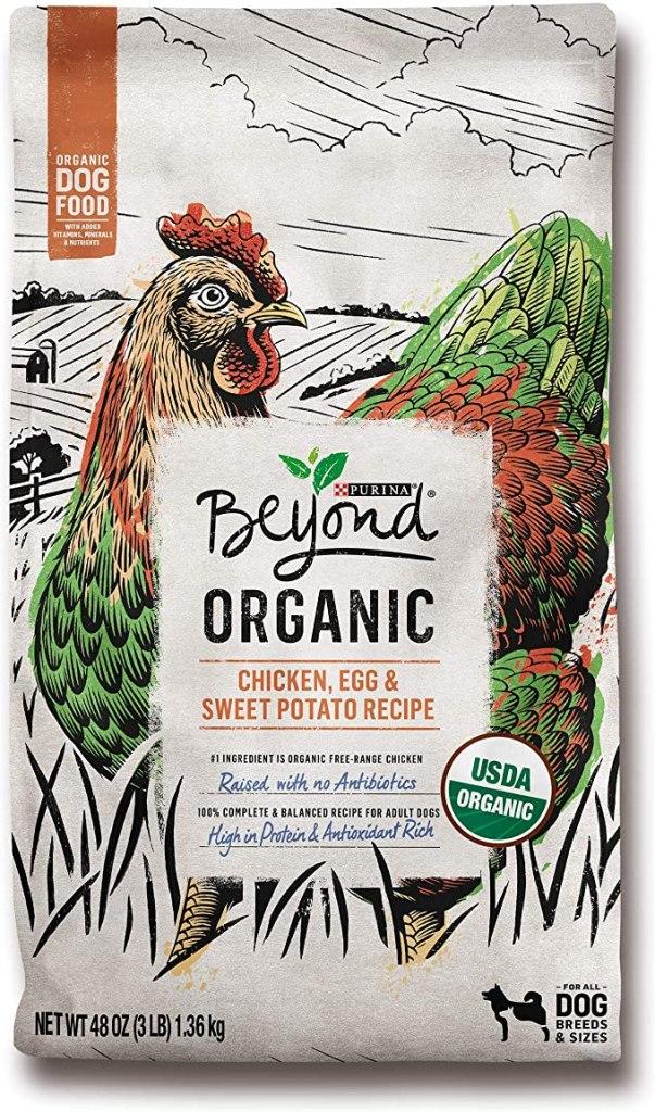best organic dog foodnew purina beyond organic