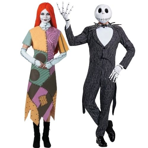 Nighmare Before Christmas Halloween Costume