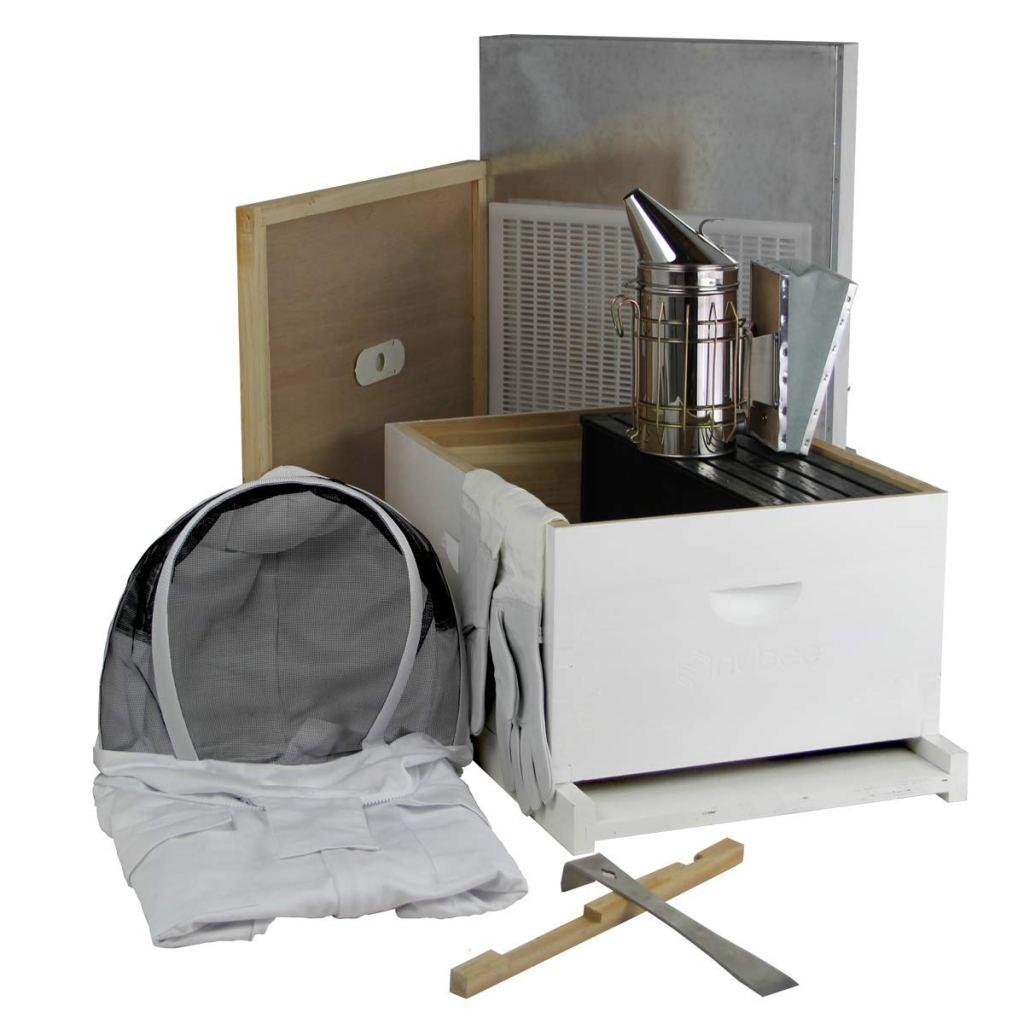 NuBee 10 Frame Starter Beehive Kit