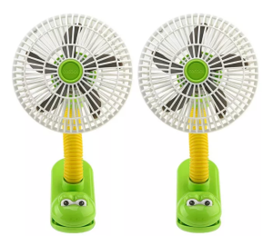 Battery-Powered Fans o2cool
