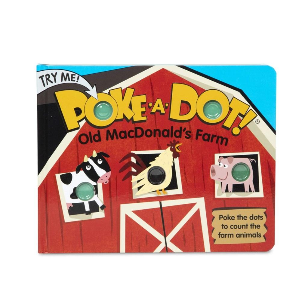 Old Macdonald's Farm Poke-A-Dot
