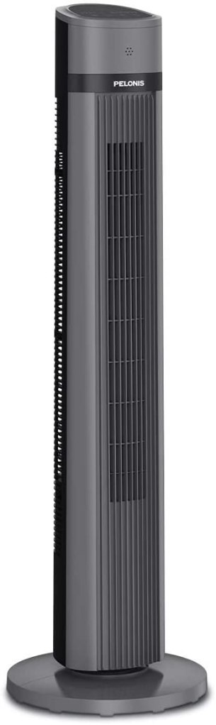 PELONIS Oscillating Tower Fan with Remote Control