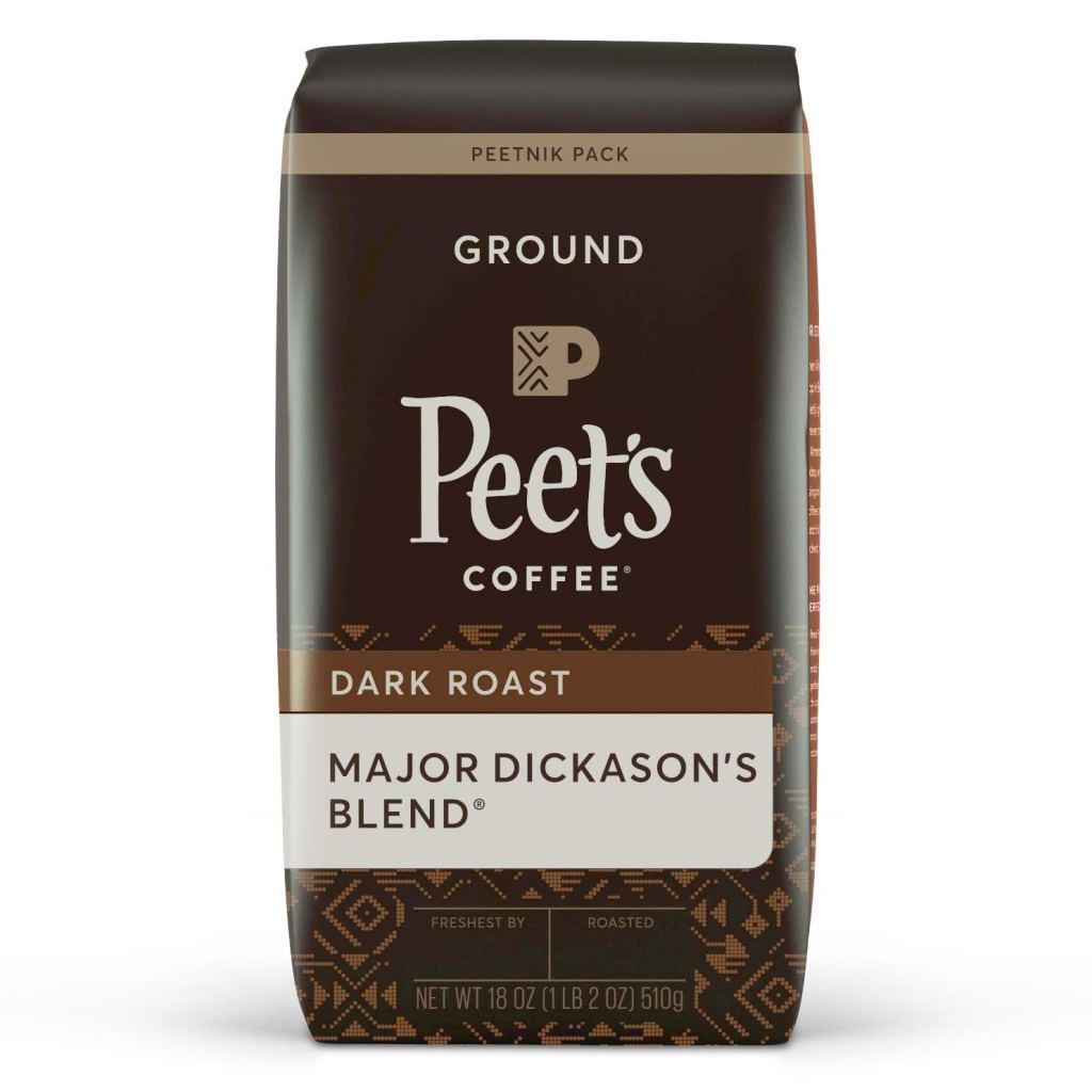 Peet's Coffee Major Dickason's Blend BEST BUDGET COFFEE