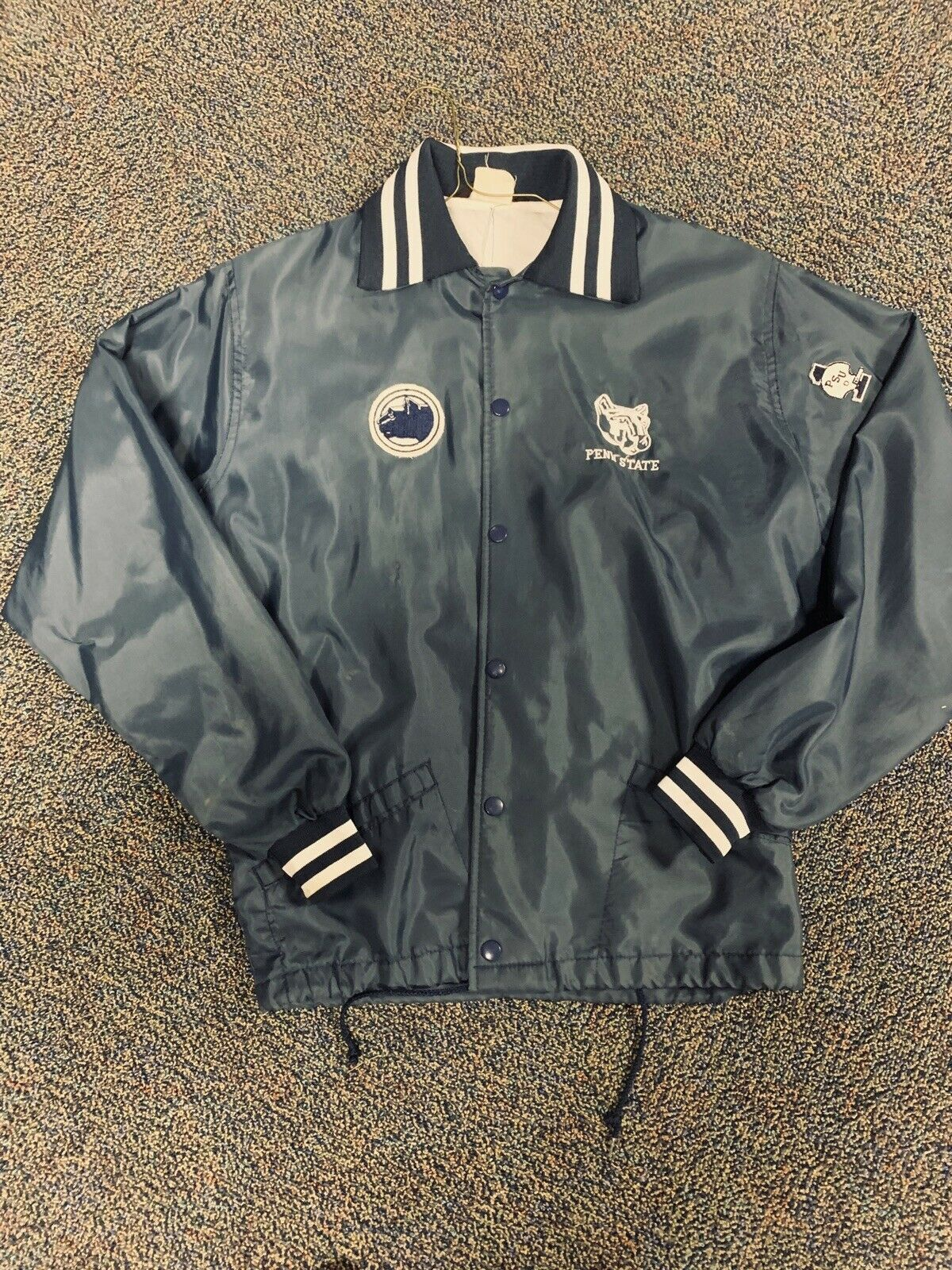 Penn State Nittany Lions VIintage 1982 Coaching Snap Jacket