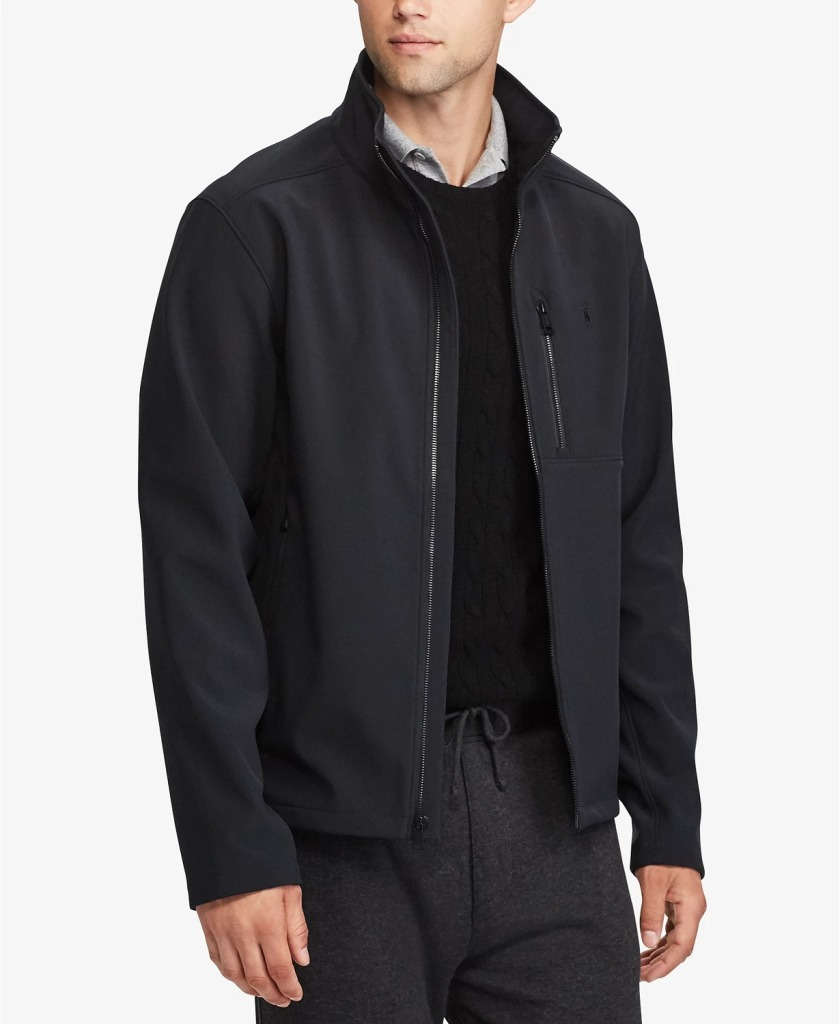 Polo-Ralph-Lauren-Water-Repellant-Soft-Shell-Jacket