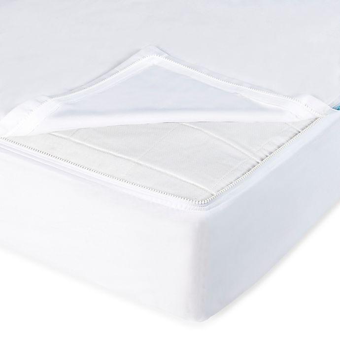 QuickZip® Crib Sheet System