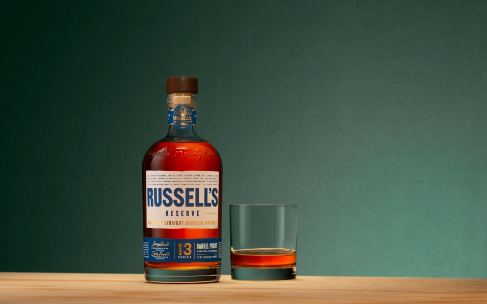 Russell's Reserve 13YO Lifestyle Image