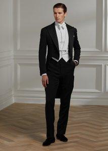 ralph lauren gregory handmade tailcoat tuxedo, wedding attire for men
