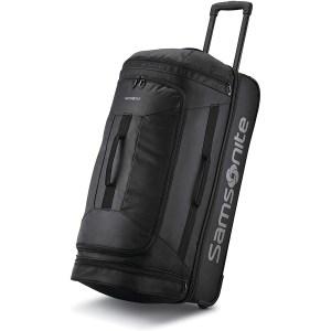 Samsonite wheeled duffel bags, best duffel bags on Amazon