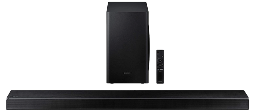 Samsung HW-Q60T with Acoustic Beam