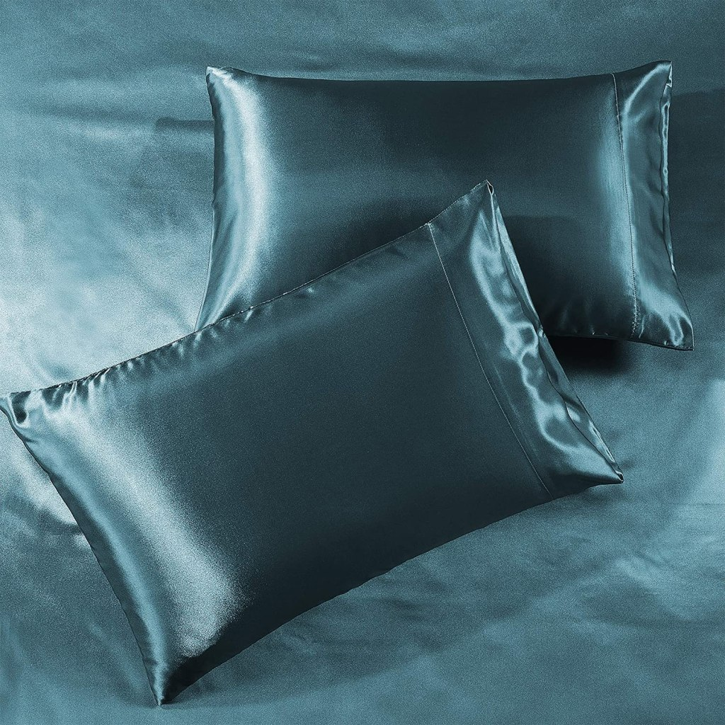 Satin Sheets by Pure Bedding Store
