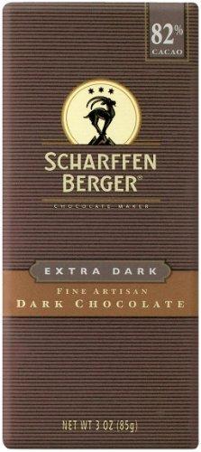 Scharffen Berger Extra Dark Chocolate Bar, best dark chocolate