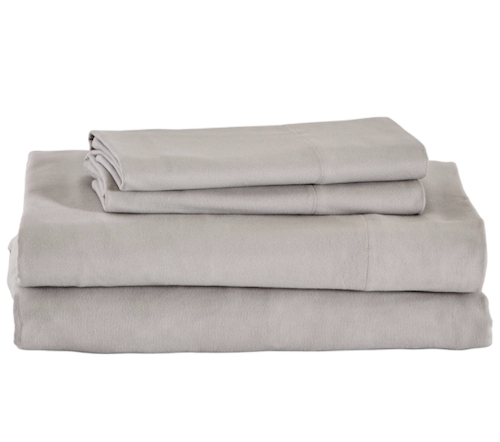 Stone & Beam 100% Cotton Flannel Bed Sheet Set