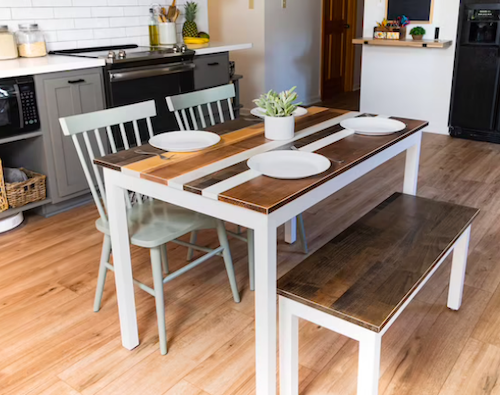 The Appel Shop Willow Small Dining Set