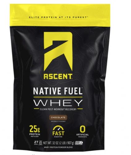 Ascent Native Fuel