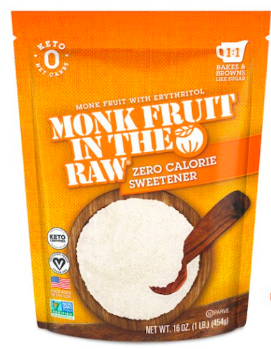 Monk Fruit In The Raw All-Natural Sweetener