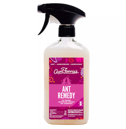 Aunt Fannie's Ant Remedy