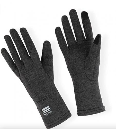Meriwool Merino Wool Glove Liners