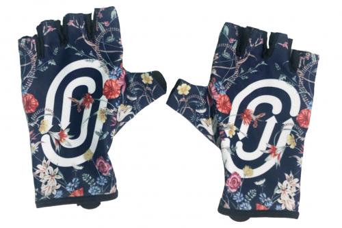 Ostroy Short Finger Aero Gloves