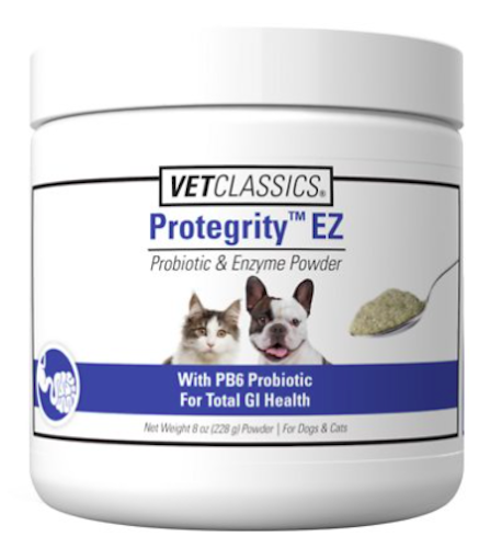 VetClassics Protegrity EZ Probiotic & Enzyme Powder
