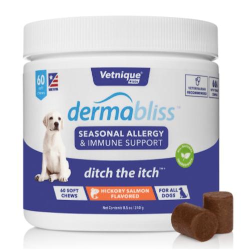 Dermabliss Seasonal Allergy & Immune Supplement