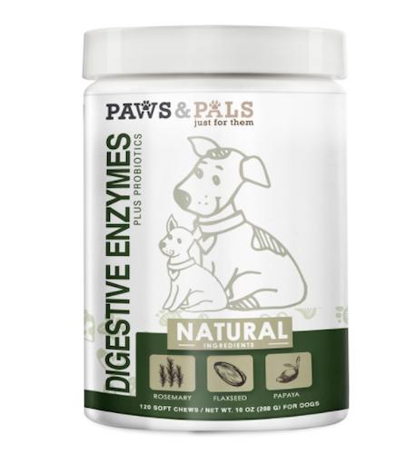 Paws & Pals Digestive Probiotic Dog Chews