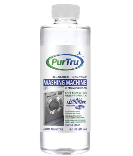 PurTru All Natural Washing Machine Cleaner