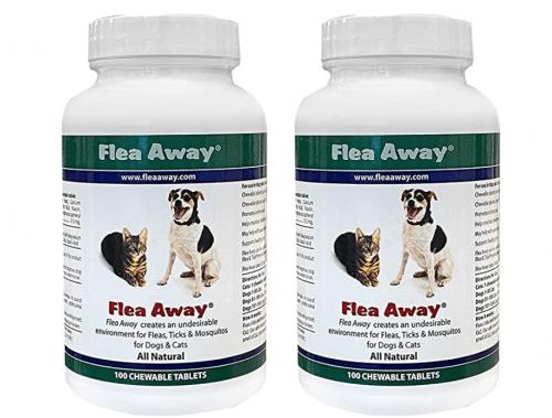 Flea Away All Natural Supplement Chew