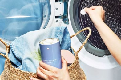 look forward to laundry day by switching to one of these great smelling detergents
