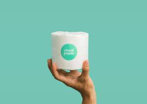 cloud paper bamboo toilet paper