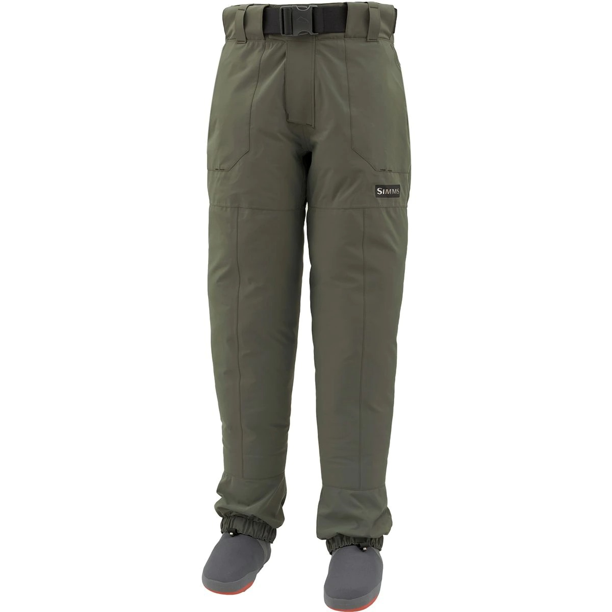 Simms Freestone Wading Pants Mens; fishing and hunting waders