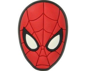 crocs jibbitz spiderman mask
